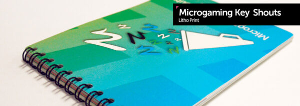 Microgaming Note Book