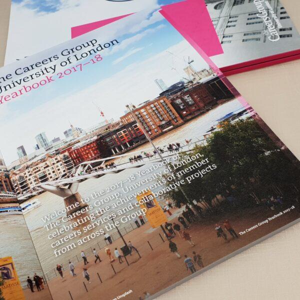 Indigo Printed Brochure